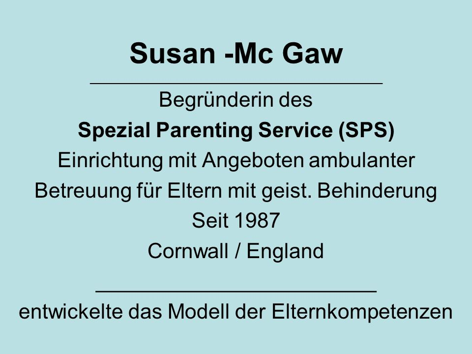 Susan -Mc Gaw _____________________________________________