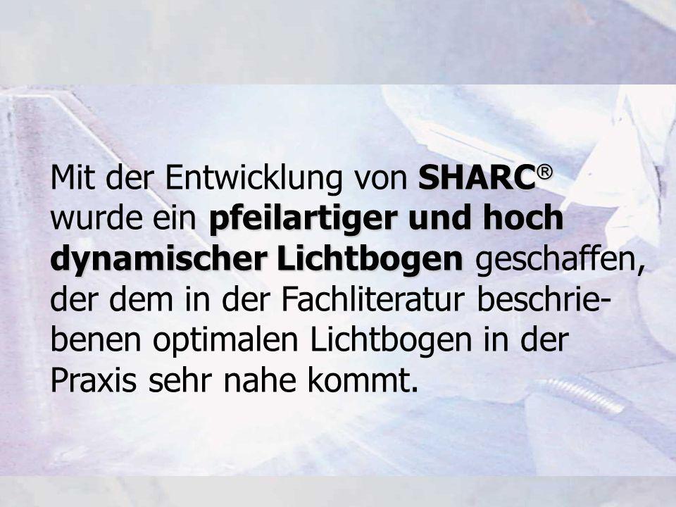 Mit der Entwicklung von SHARC