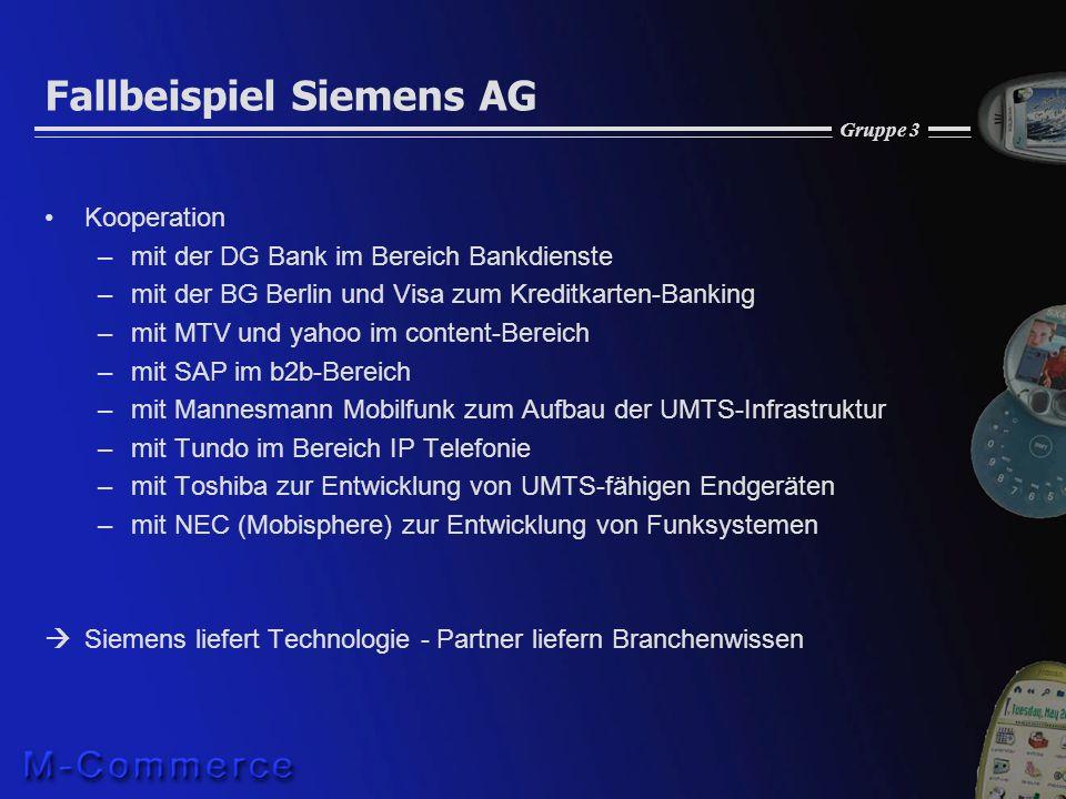 Fallbeispiel Siemens AG