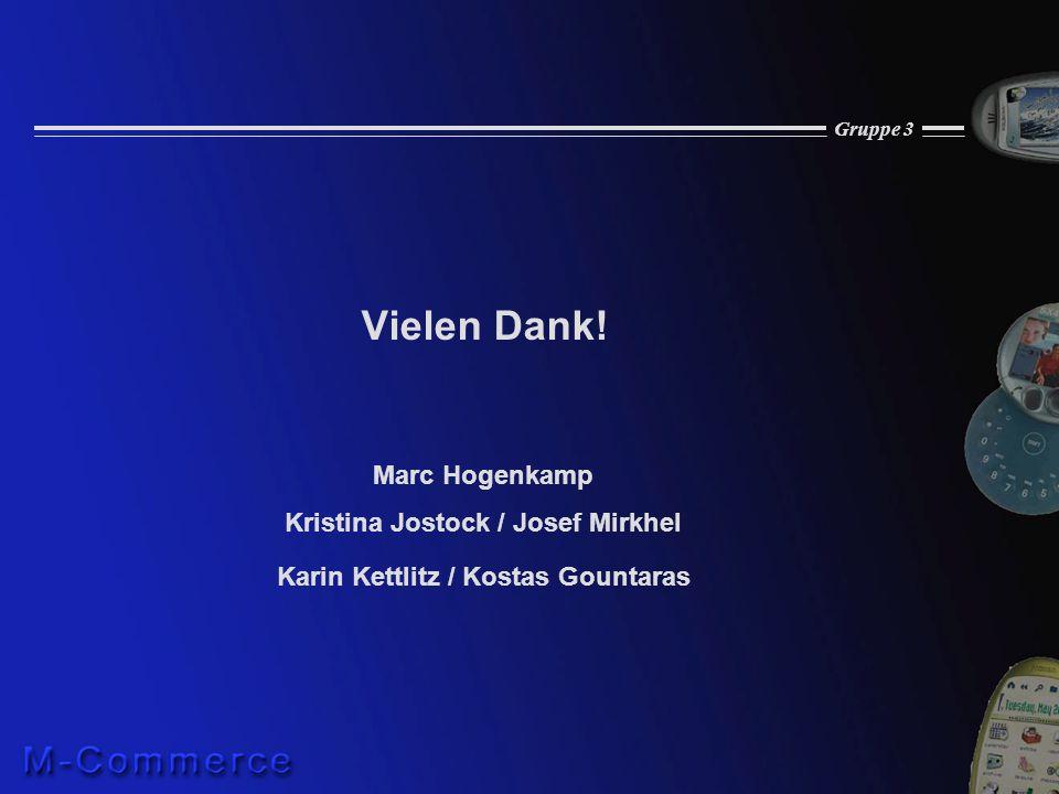 Kristina Jostock / Josef Mirkhel Karin Kettlitz / Kostas Gountaras