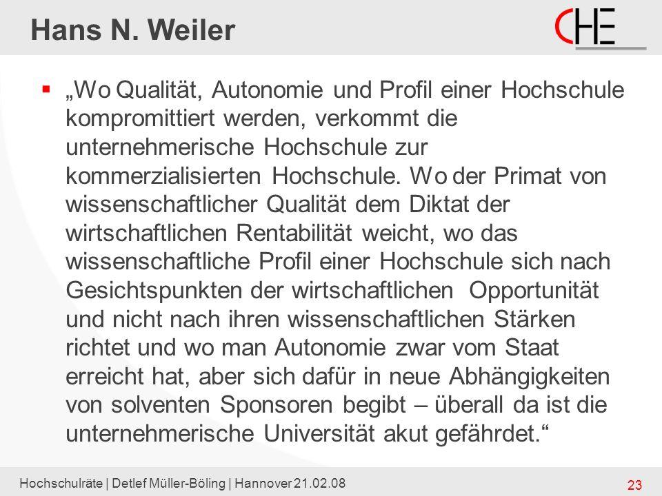 Hans N. Weiler