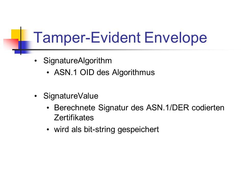 Tamper-Evident Envelope