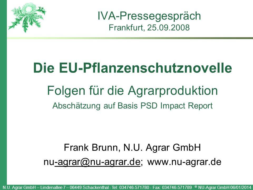 IVA-Pressegespräch Frankfurt, 25.09.2008