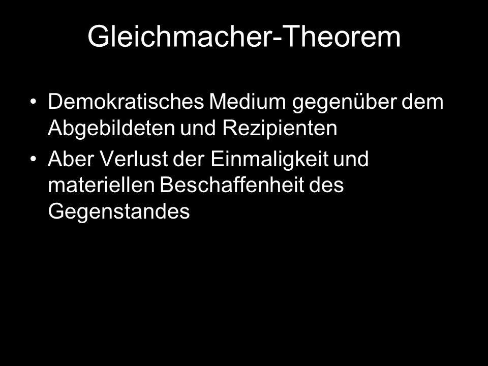 Gleichmacher-Theorem