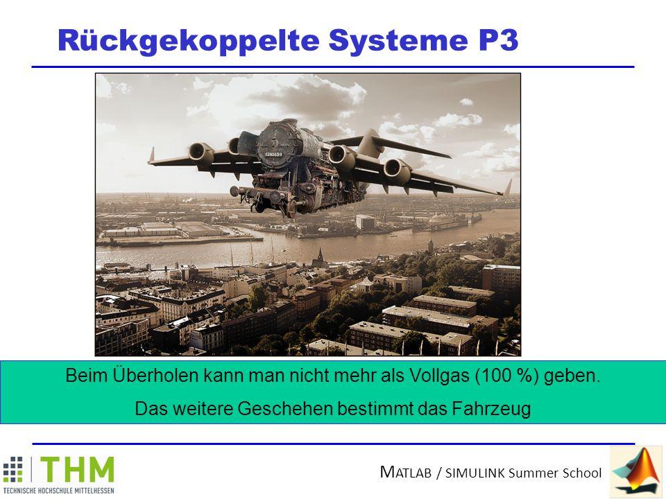 Rückgekoppelte Systeme P3