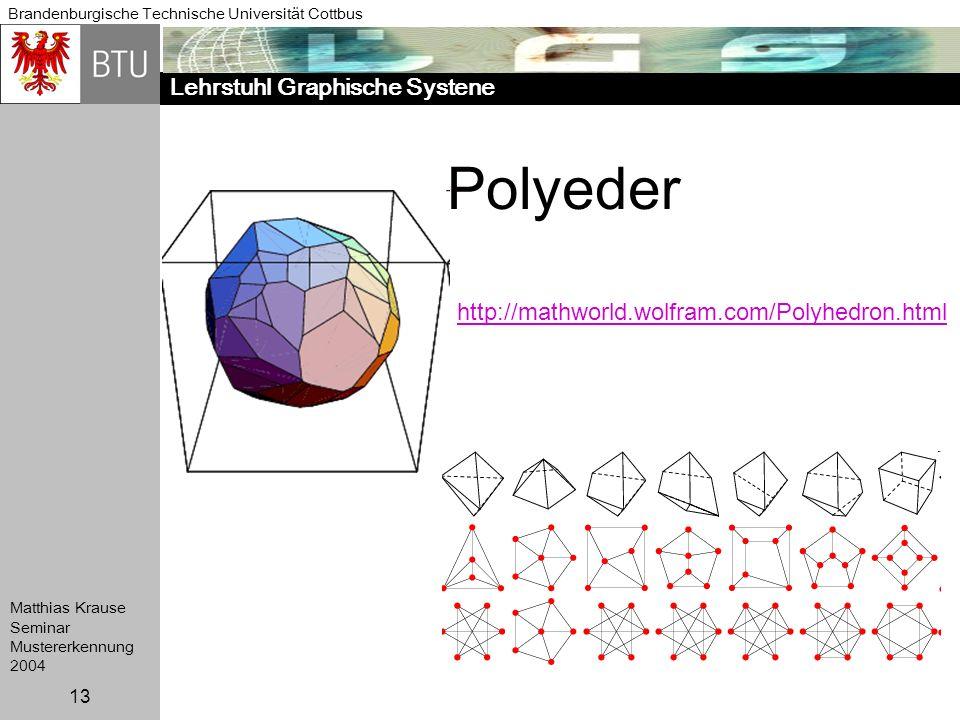 Polyeder http://mathworld.wolfram.com/Polyhedron.html