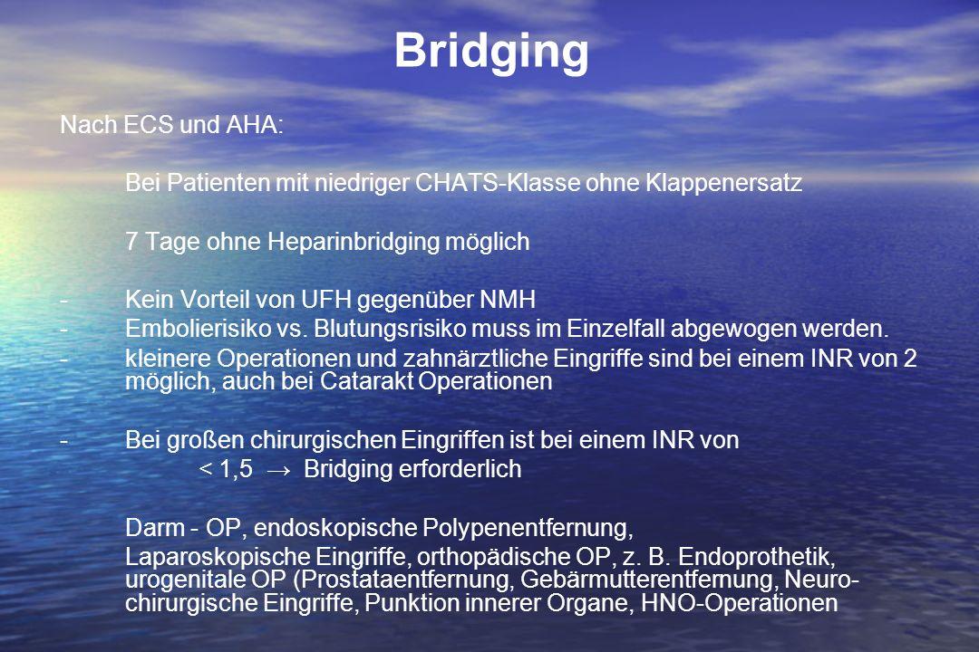 Bridging Nach ECS und AHA: