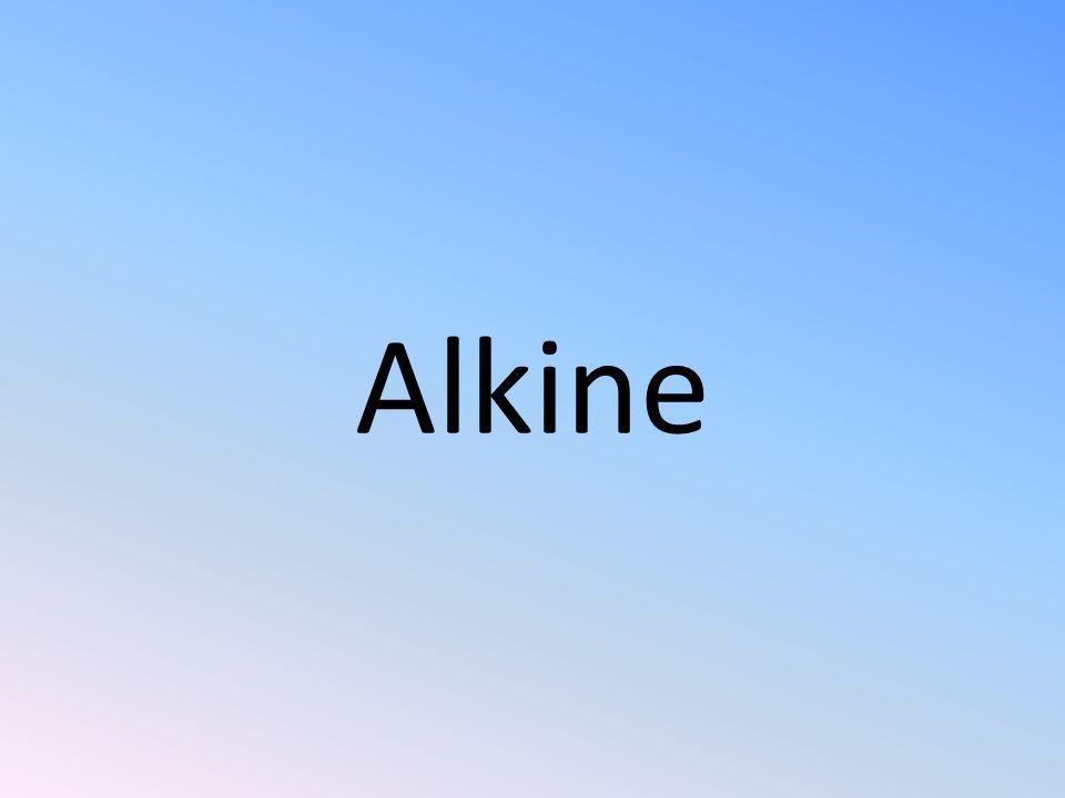 Alkine