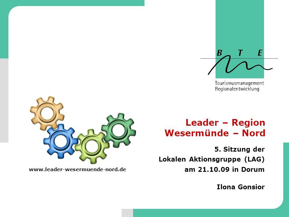 Leader – Region Wesermünde – Nord