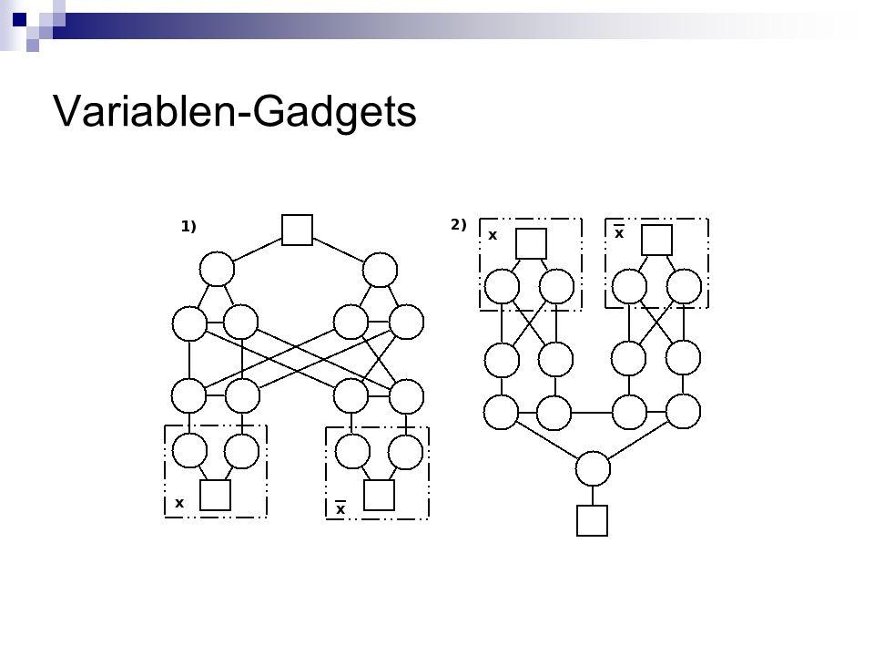 Variablen-Gadgets