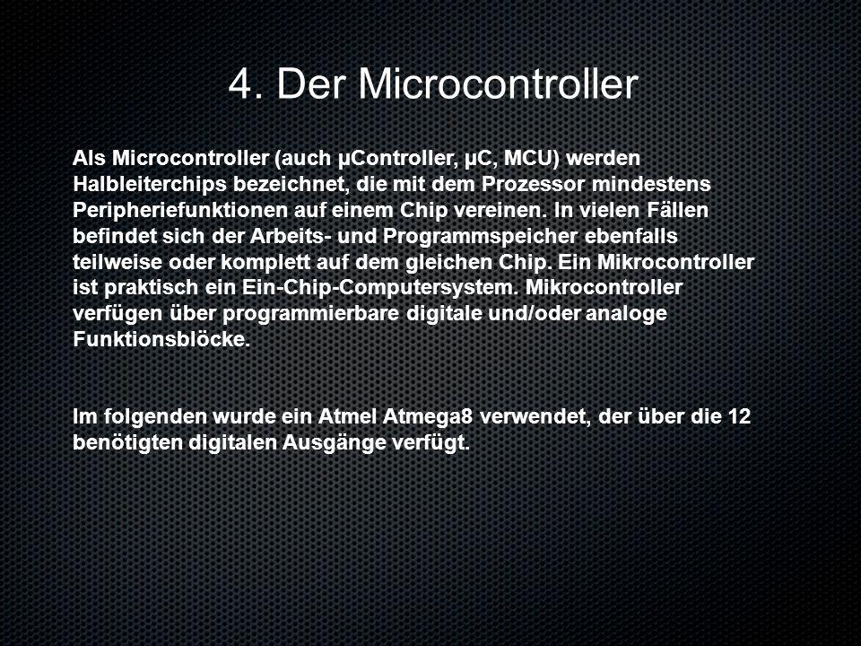 4. Der Microcontroller