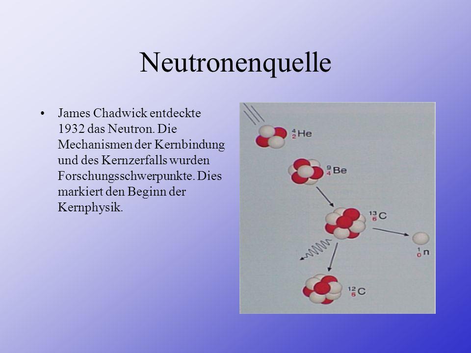 Neutronenquelle