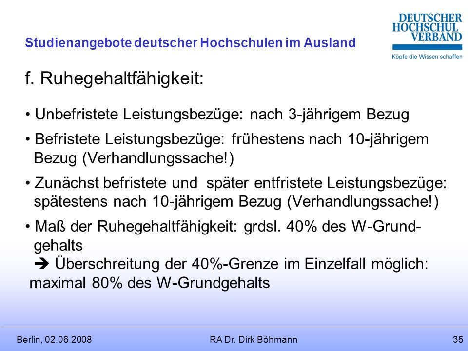 Studienangebote deutscher Hochschulen im Ausland