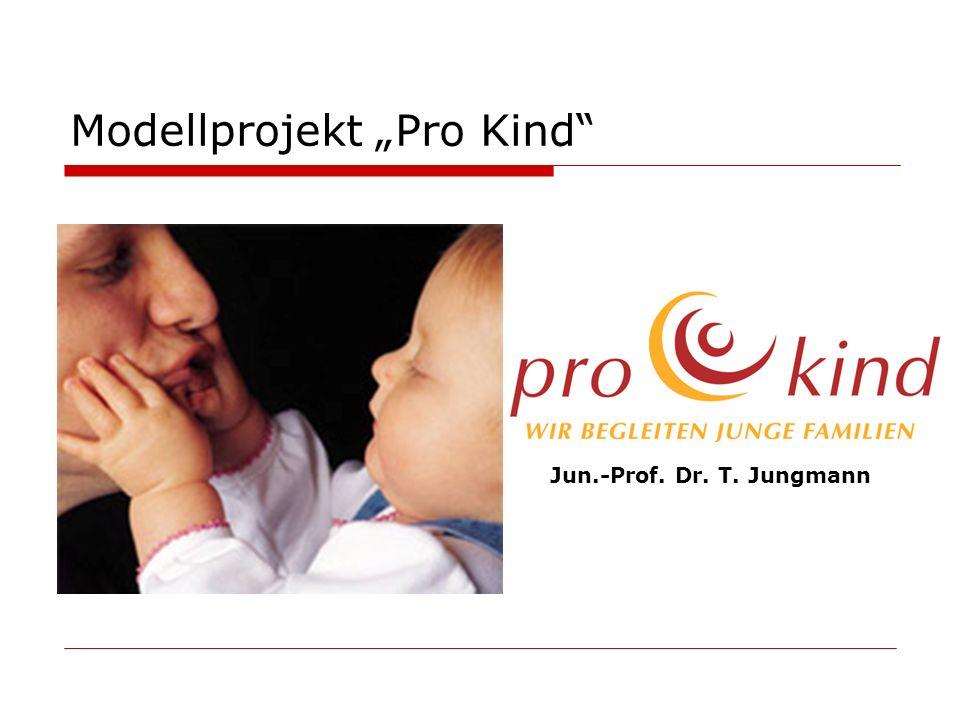 """Modellprojekt """"Pro Kind"""