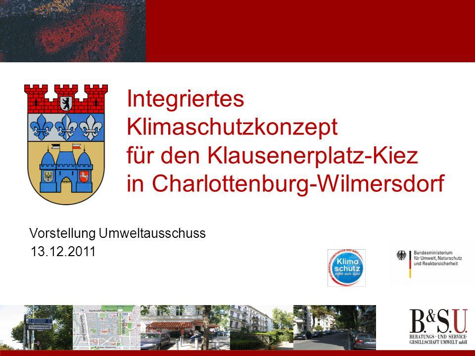 Integriertes Klimaschutzkonzept für den Klausenerplatz-Kiez in Charlottenburg-Wilmersdorf