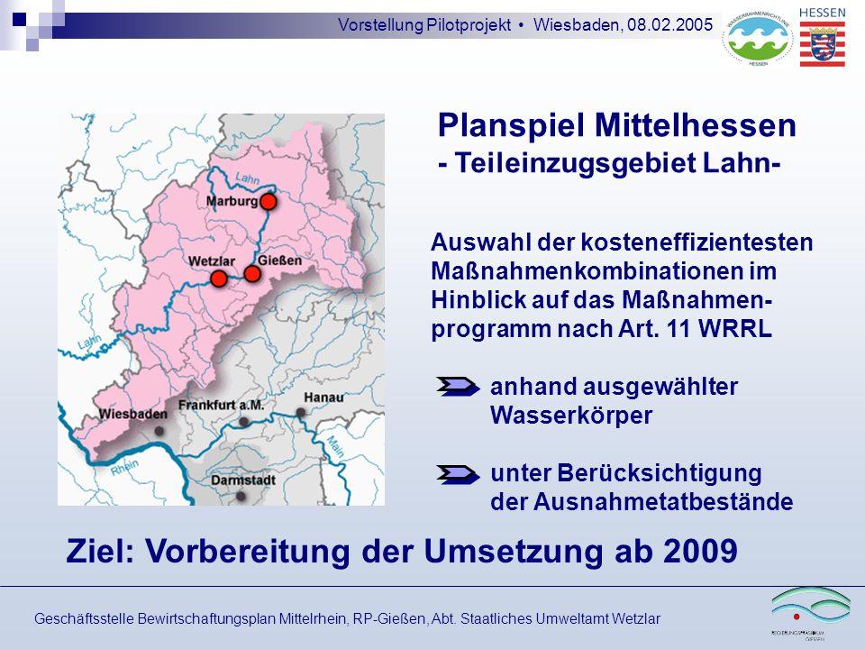 Planspiel Mittelhessen