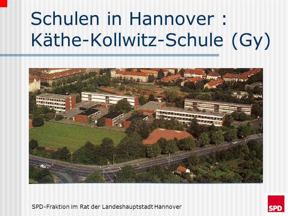 Schulen in Hannover : Käthe-Kollwitz-Schule (Gy)