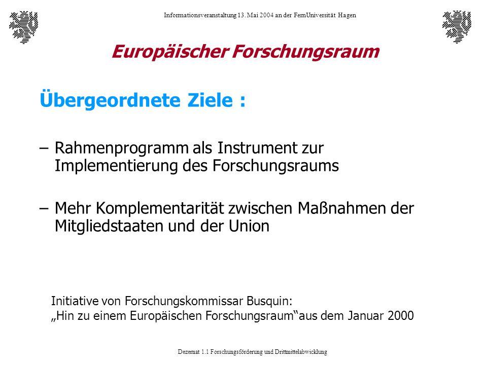 Europäischer Forschungsraum