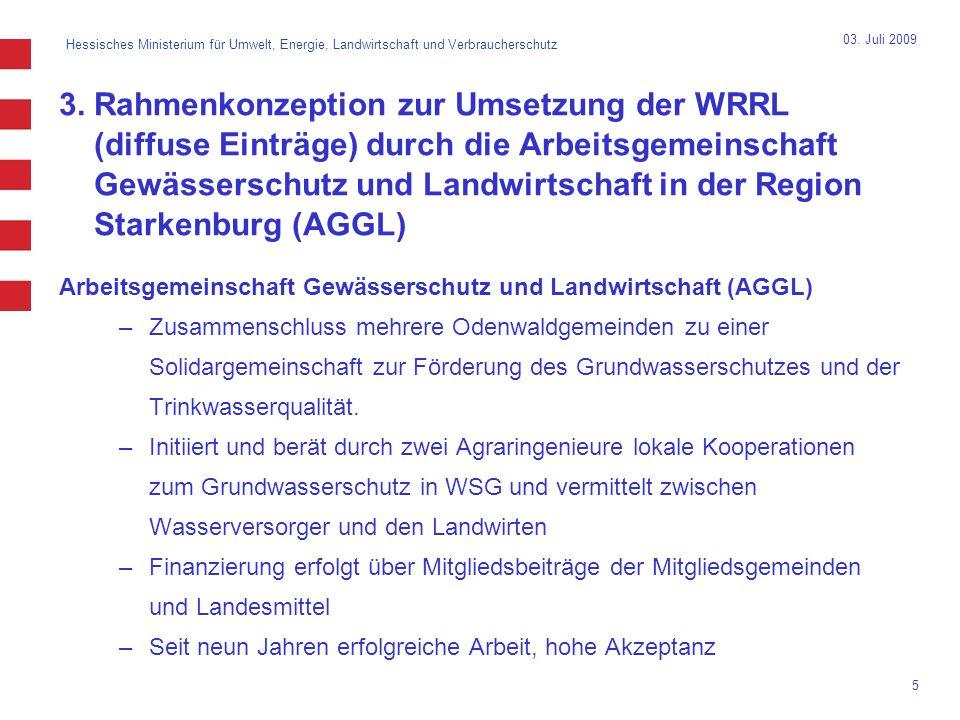 3. Rahmenkonzeption zur Umsetzung der WRRL