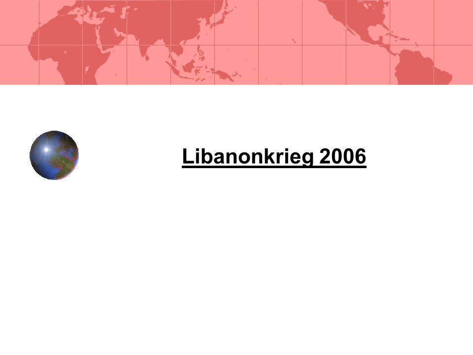 Libanonkrieg 2006