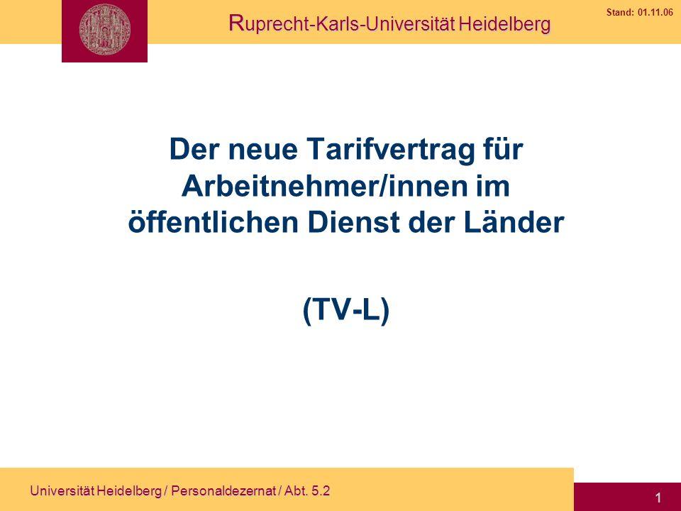 Der neue Tarifvertrag für Arbeitnehmer/innen im öffentlichen Dienst der Länder