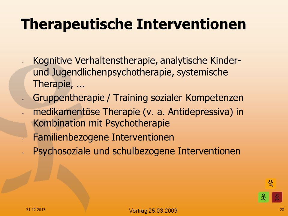 Therapeutische Interventionen