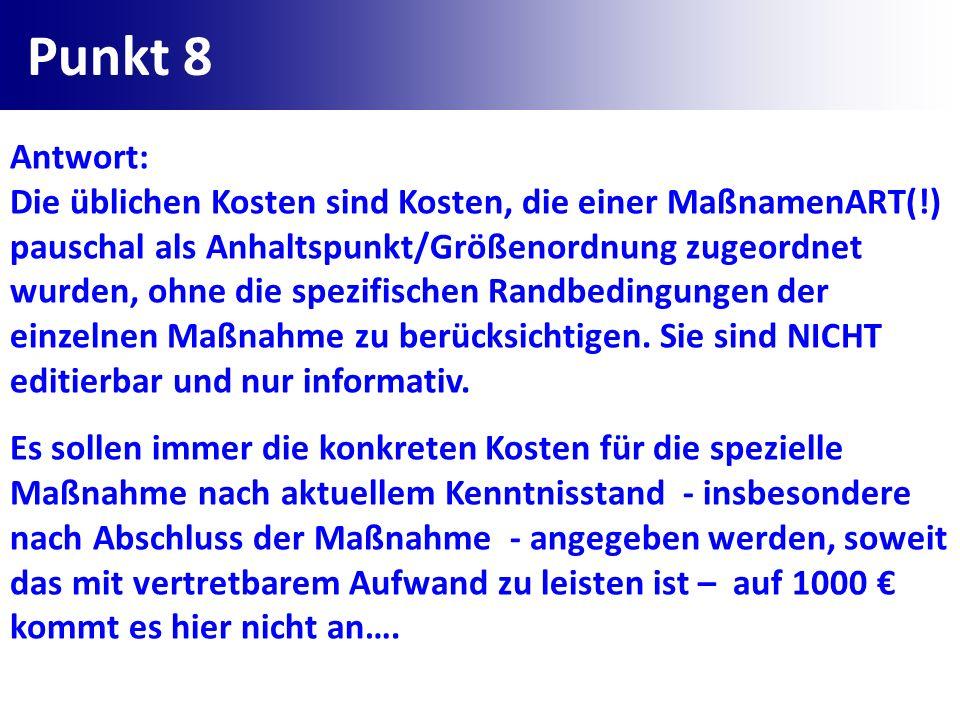 Punkt 8