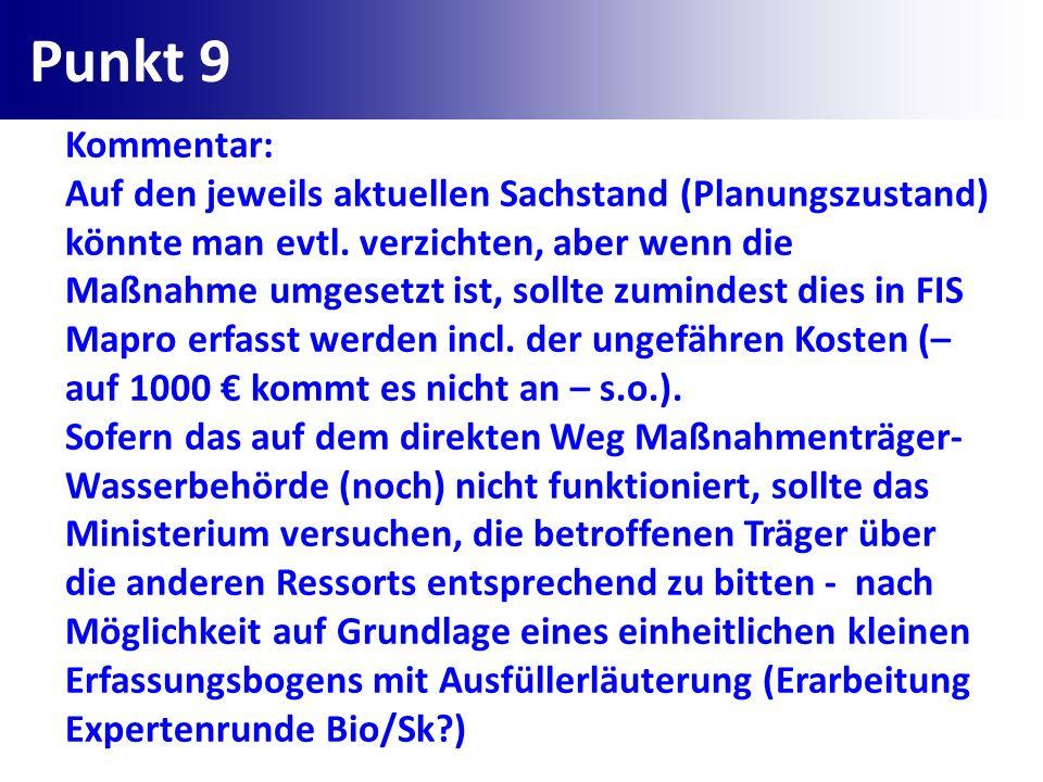 Punkt 9