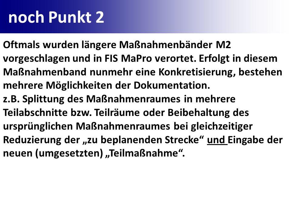 noch Punkt 2