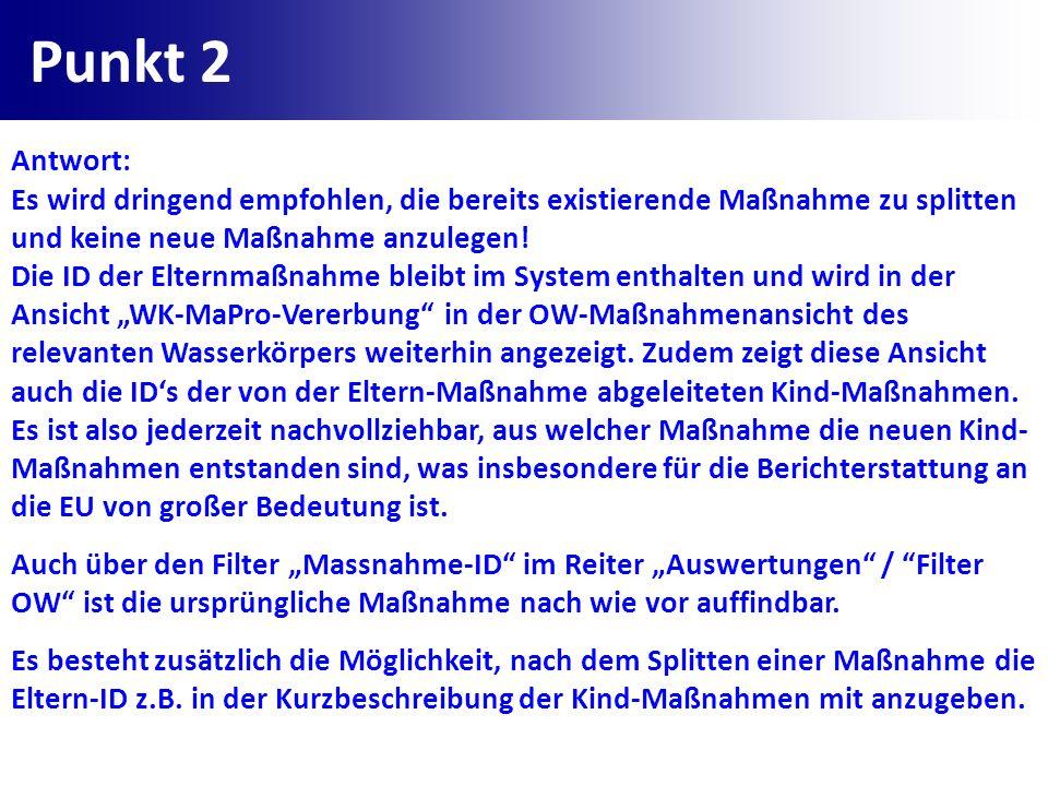 Punkt 2