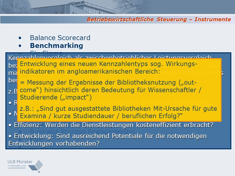 Strategisches Management Wertorientiertes Management
