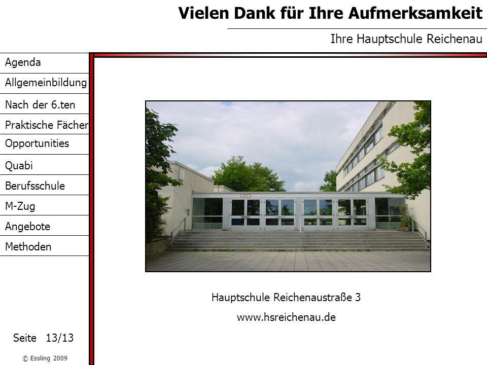 Hauptschule Reichenaustraße 3
