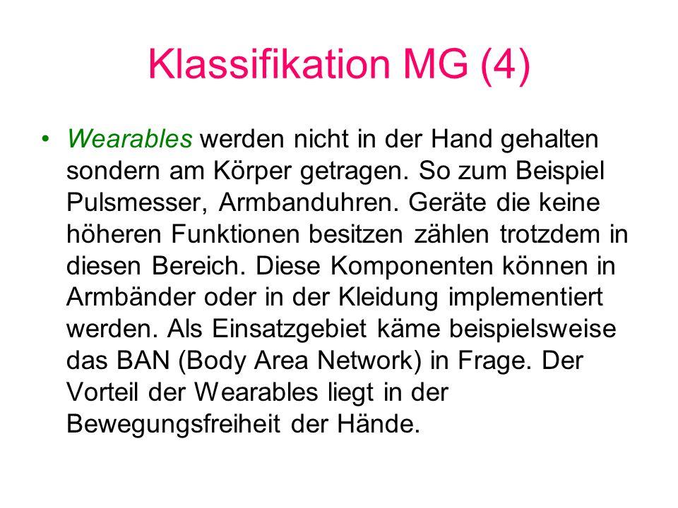 Klassifikation MG (4)