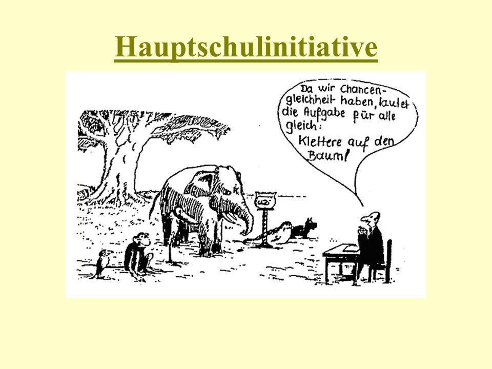 Hauptschulinitiative