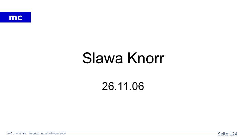 Slawa Knorr 26.11.06