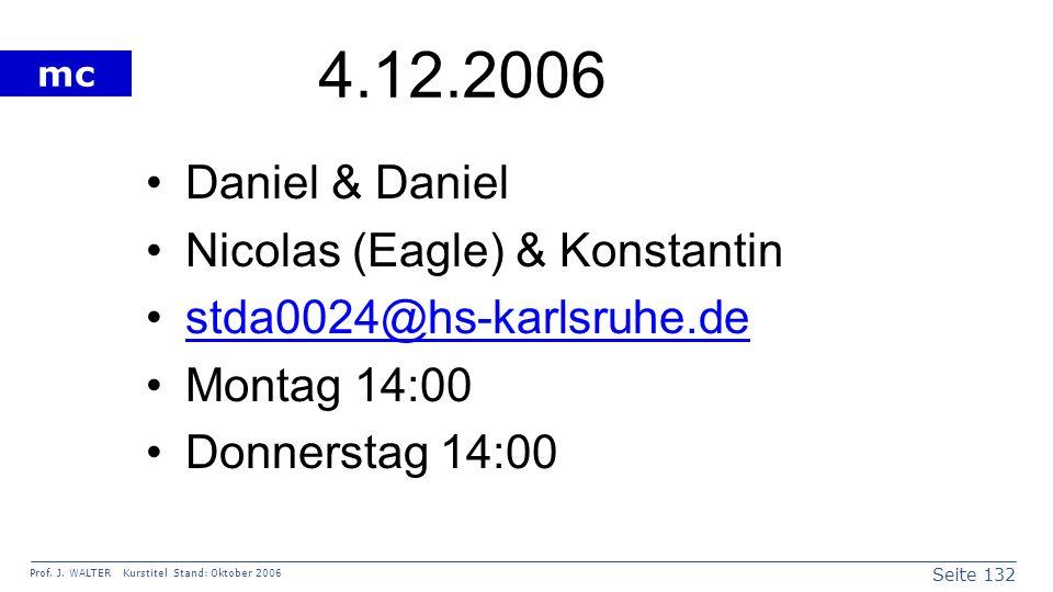 4.12.2006 Daniel & Daniel Nicolas (Eagle) & Konstantin