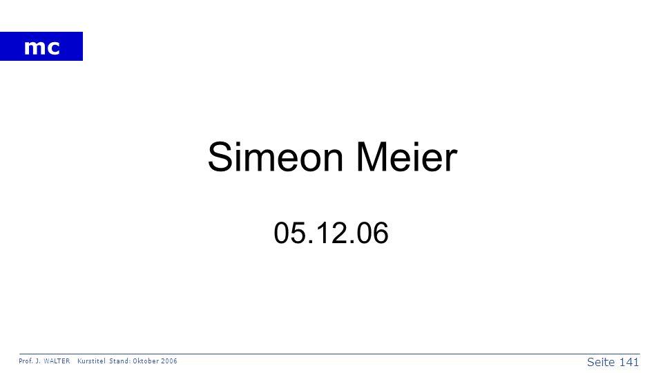 Simeon Meier 05.12.06