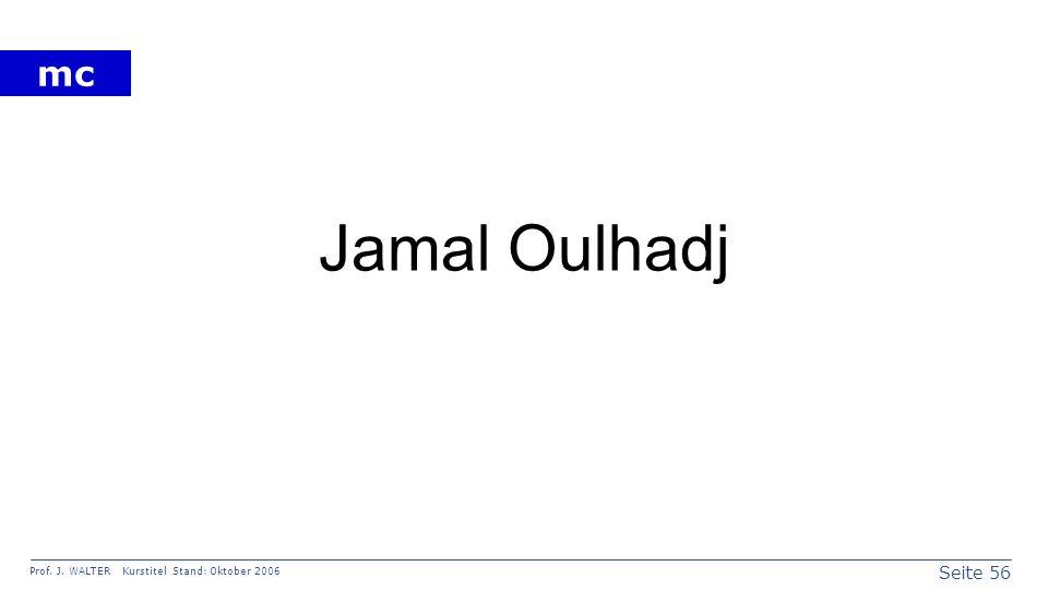 Jamal Oulhadj
