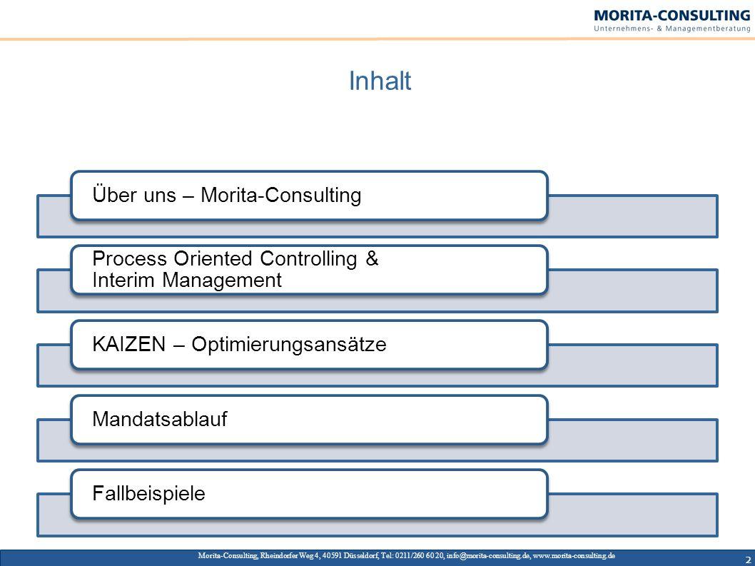 Inhalt Morita-Consulting, Rheindorfer Weg 4, 40591 Düsseldorf, Tel: 0211/260 60 20, info@morita-consulting.de, www.morita-consulting.de.