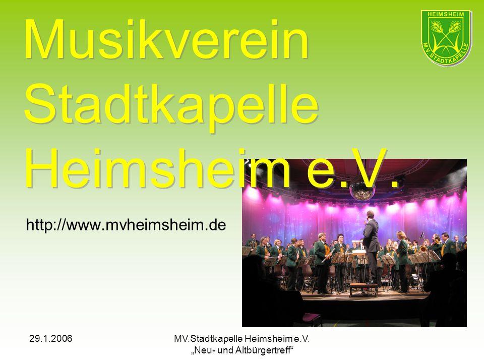 Musikverein Stadtkapelle Heimsheim e.V.
