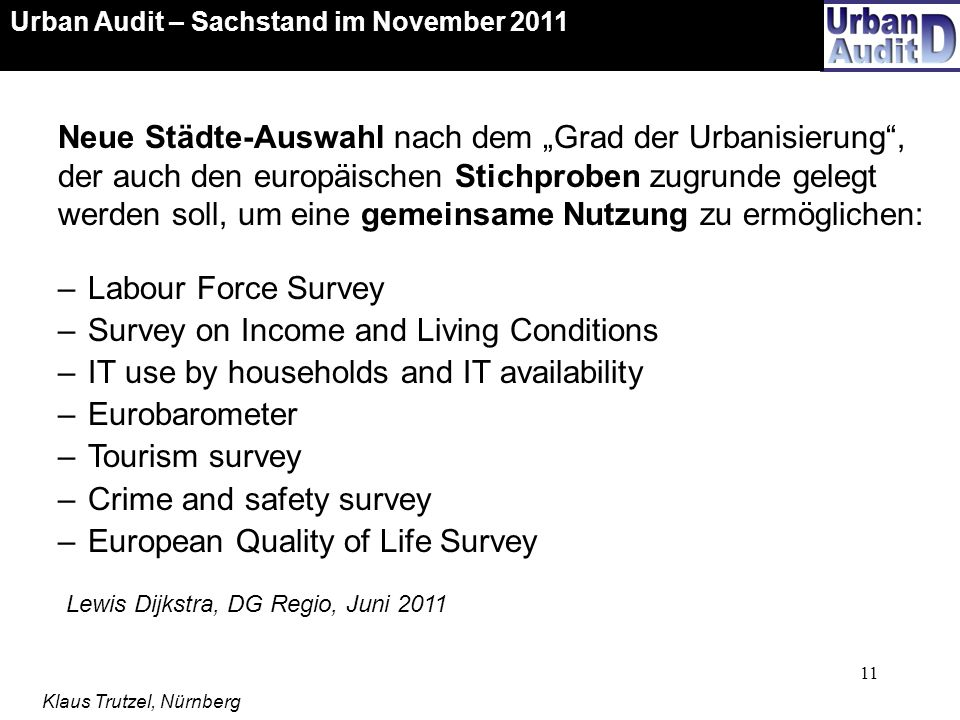 Survey on Income and Living Conditions