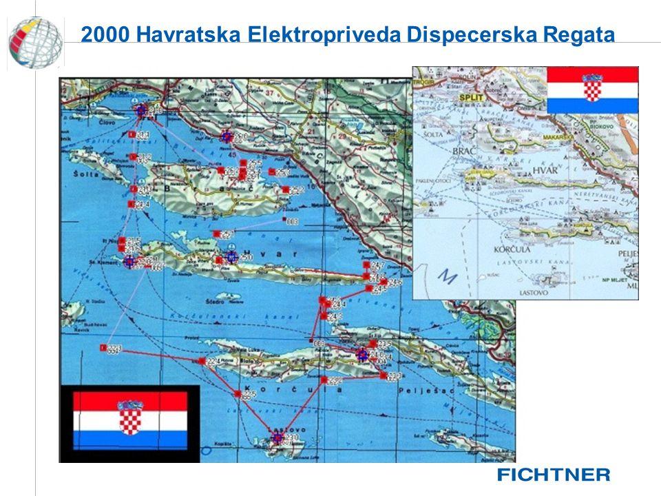 2000 Havratska Elektropriveda Dispecerska Regata