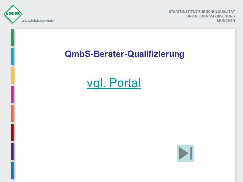 QmbS-Berater-Qualifizierung