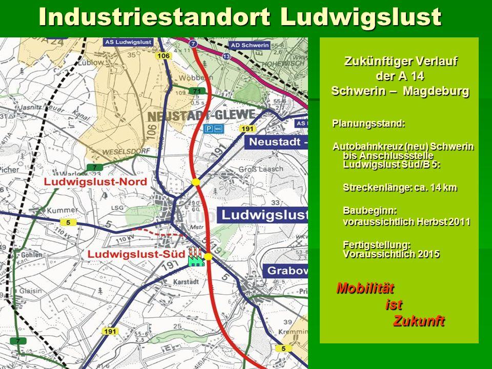 Industriestandort Ludwigslust