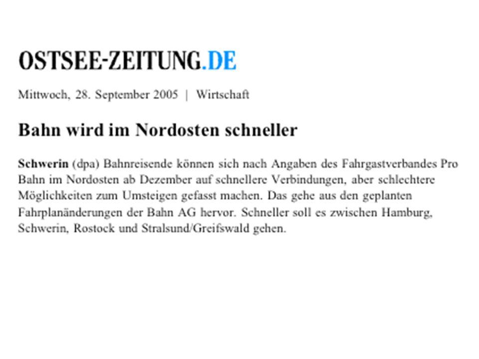 Zeitung zu FP 2006
