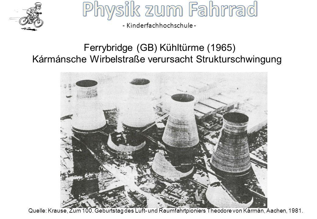 Ferrybridge (GB) Kühltürme (1965)