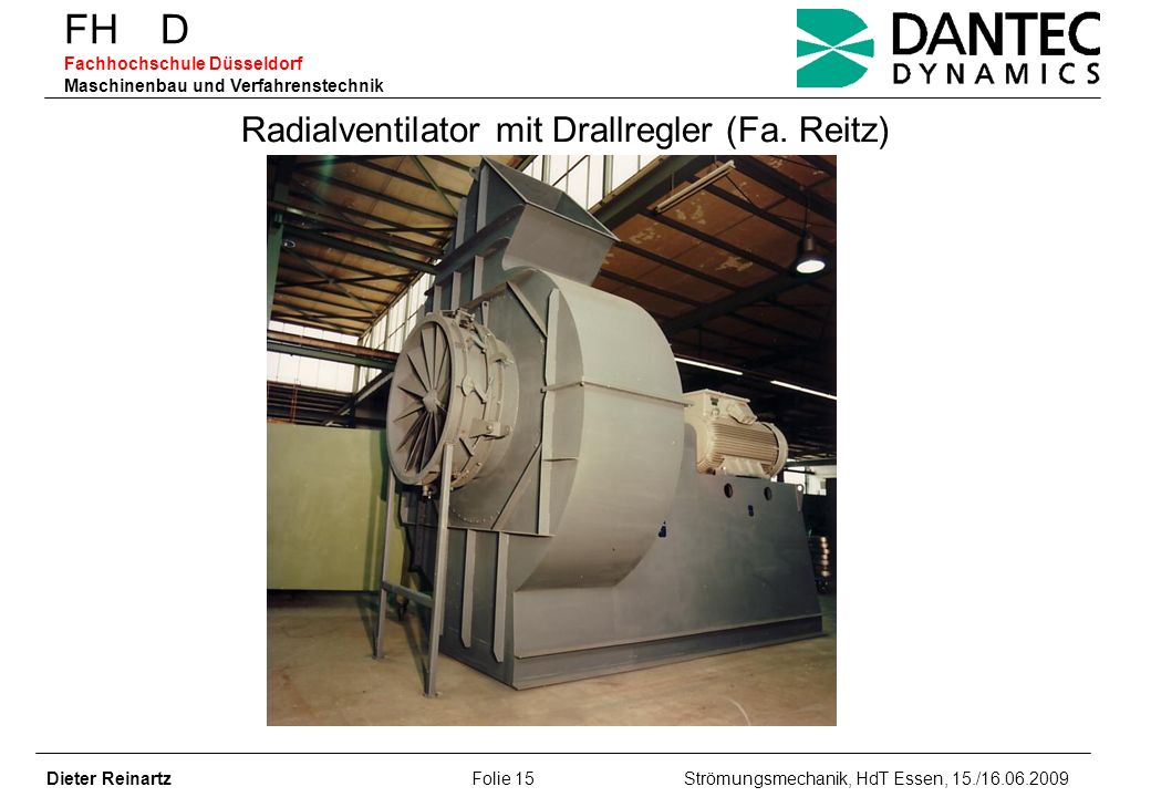 FH D Fachhochschule Düsseldorf Maschinenbau und Verfahrenstechnik