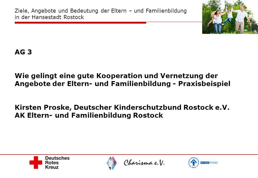 Kirsten Proske, Deutscher Kinderschutzbund Rostock e.V.