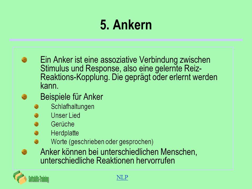 5. Ankern