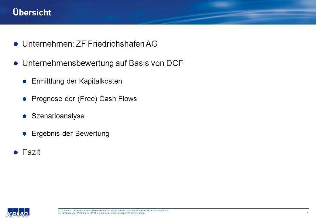 Unternehmen: ZF Friedrichshafen AG